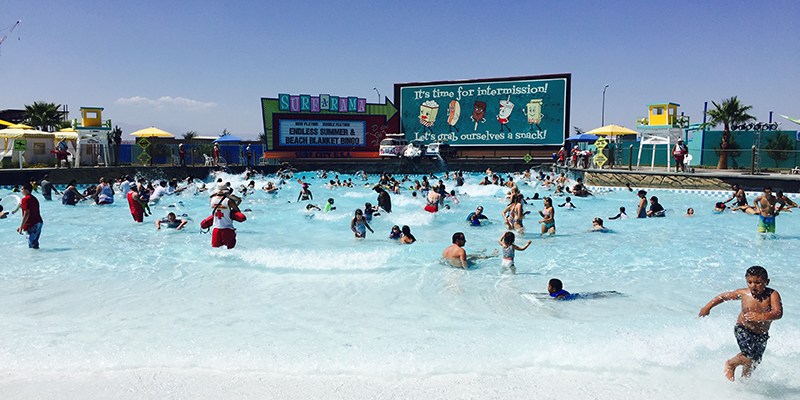 Waves And Wave Pools
