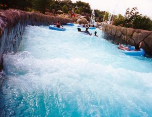 ADG water ride tidal wave river ride
