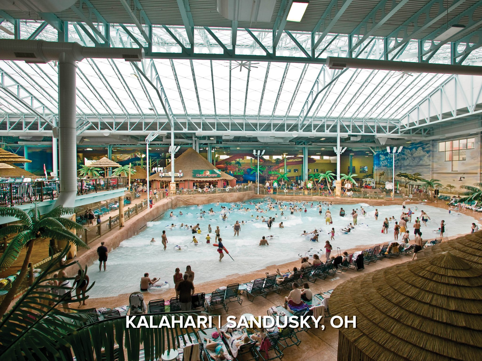 wave pool indoor
