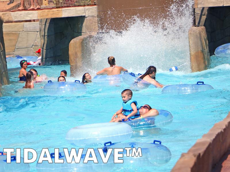 river wave system tidalwave