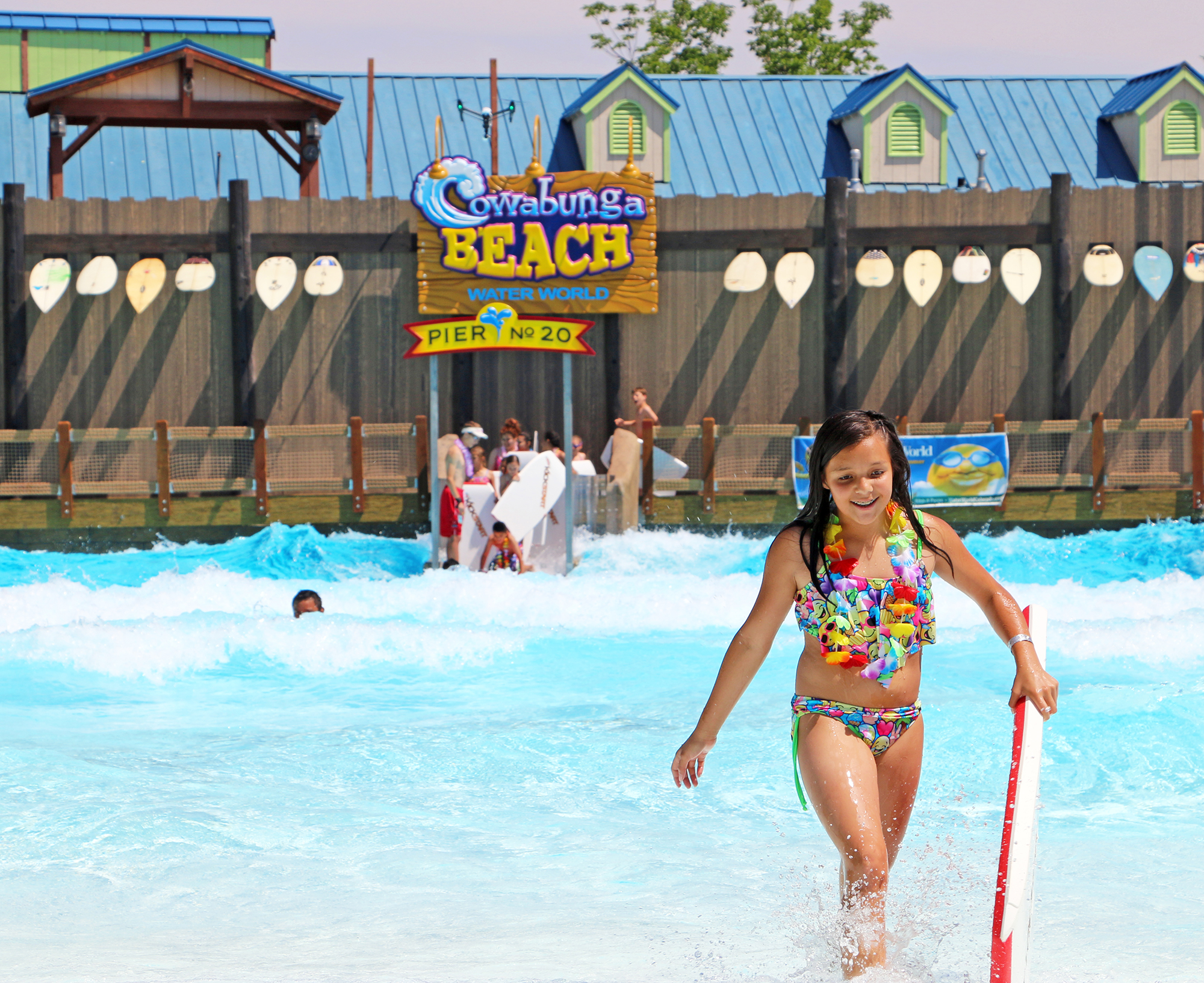 Breaker Beach at Water World