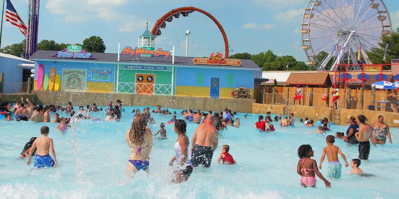 Clementon Wave Pool