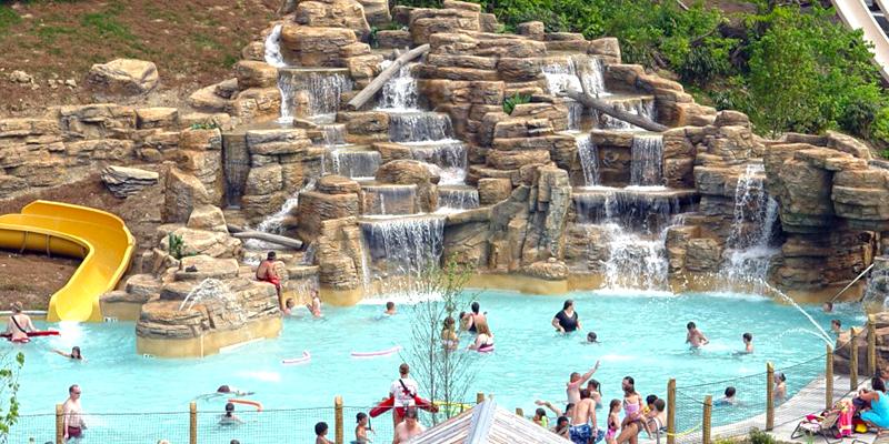 dollywood splash country adg outdoor waterpark design build