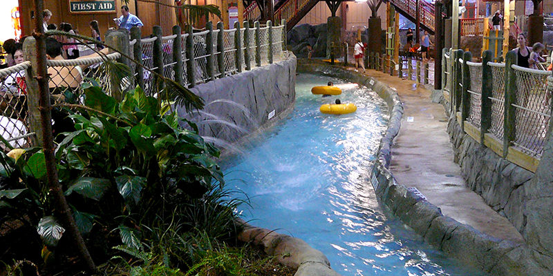 Great Escape Lodge Lazy River