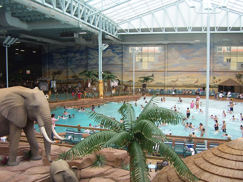 Kalahari Resort And Indoor Waterpark Sandusky Ohio
