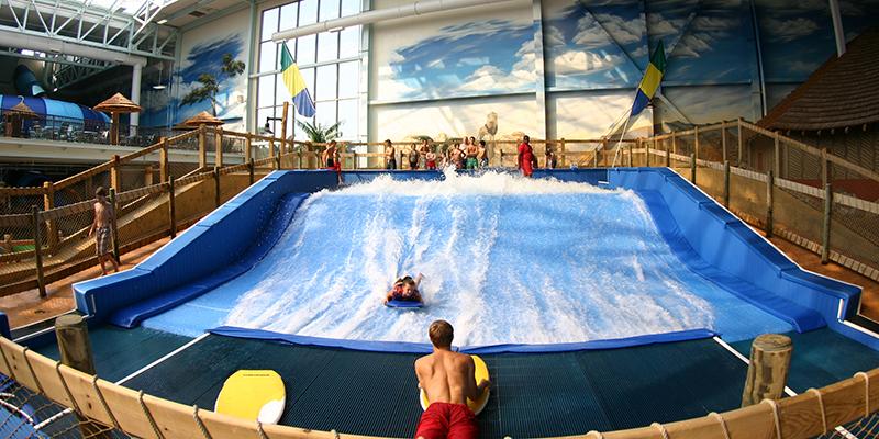 Kalahari Resort And Indoor Waterpark Sandusky Ohio