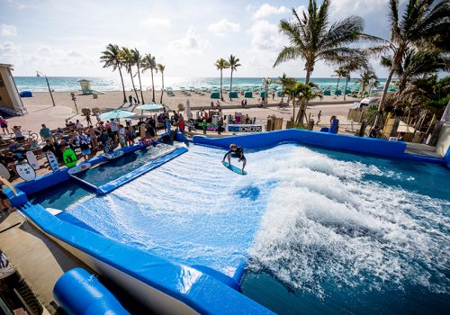 Margaritaville FlowRider Surf Simulator-featured