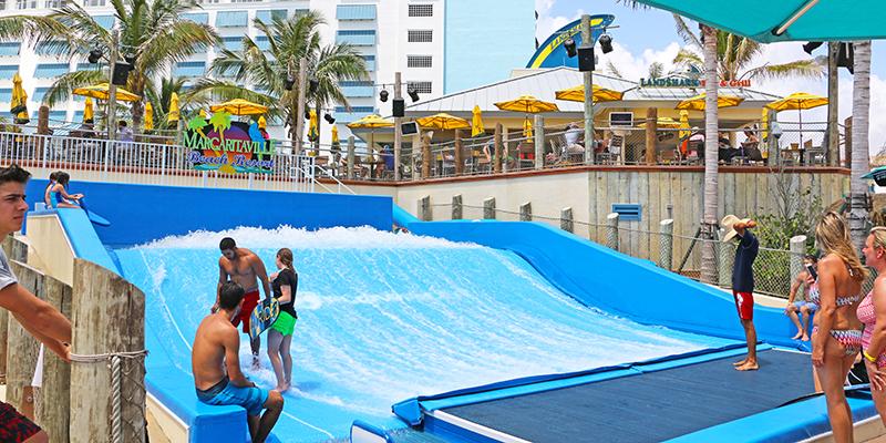 Margaritaville Resort FlowRider