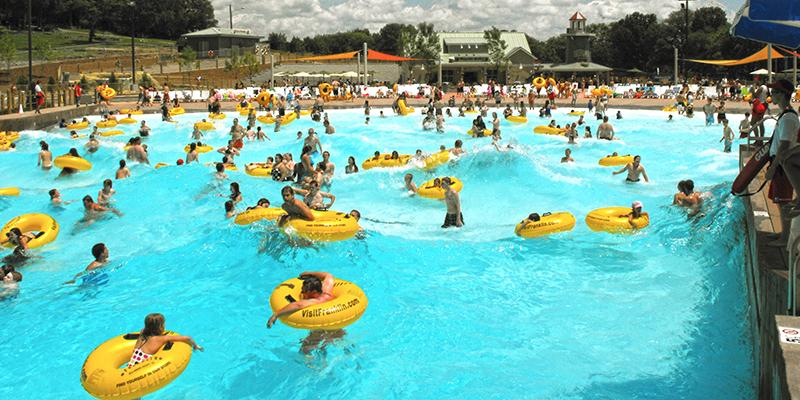 Nashville Shores Wave Pool