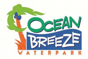 Ocean Breeze Waterpark Logo