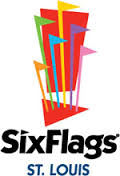 Six Flags St. Louis Logo