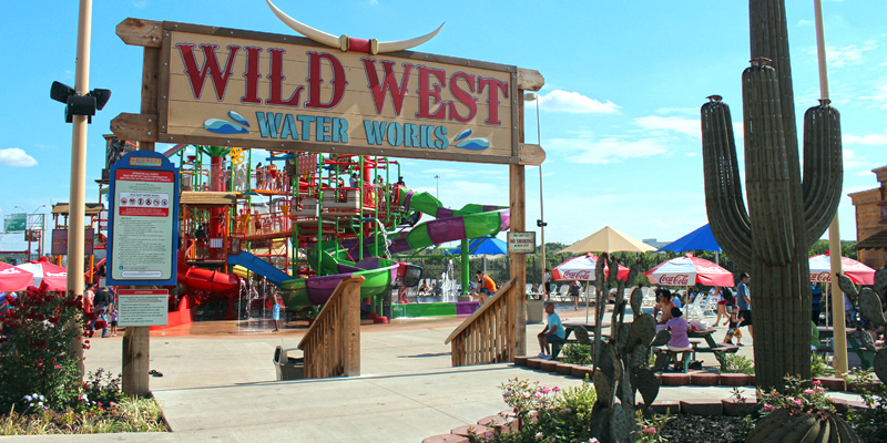 Frontier City And White Water Bay Adg Outdoor Waterpark