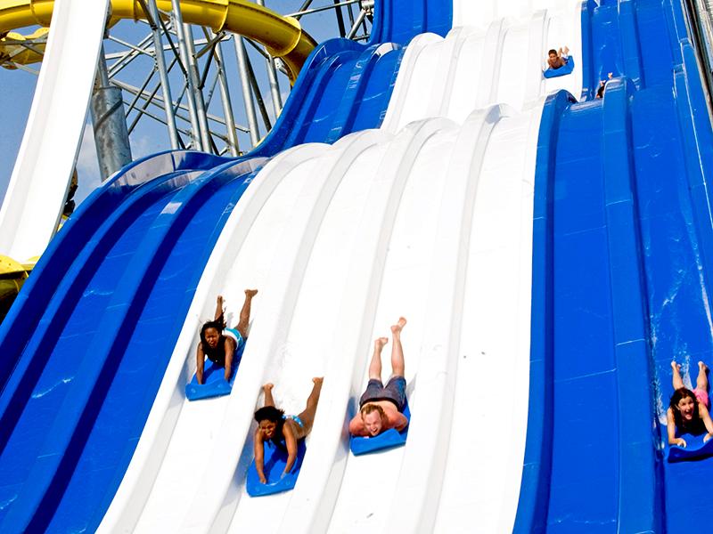 Fast Track Slides