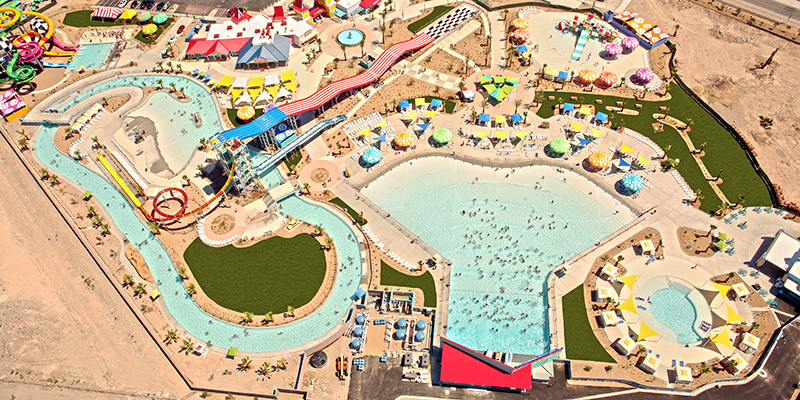 Cowabunga Bay Waterpark