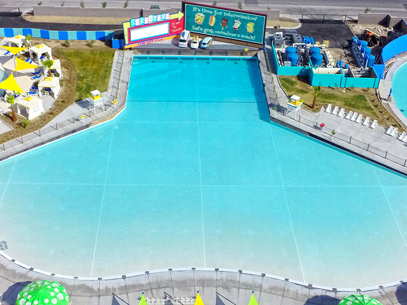 Overview of Wavepool