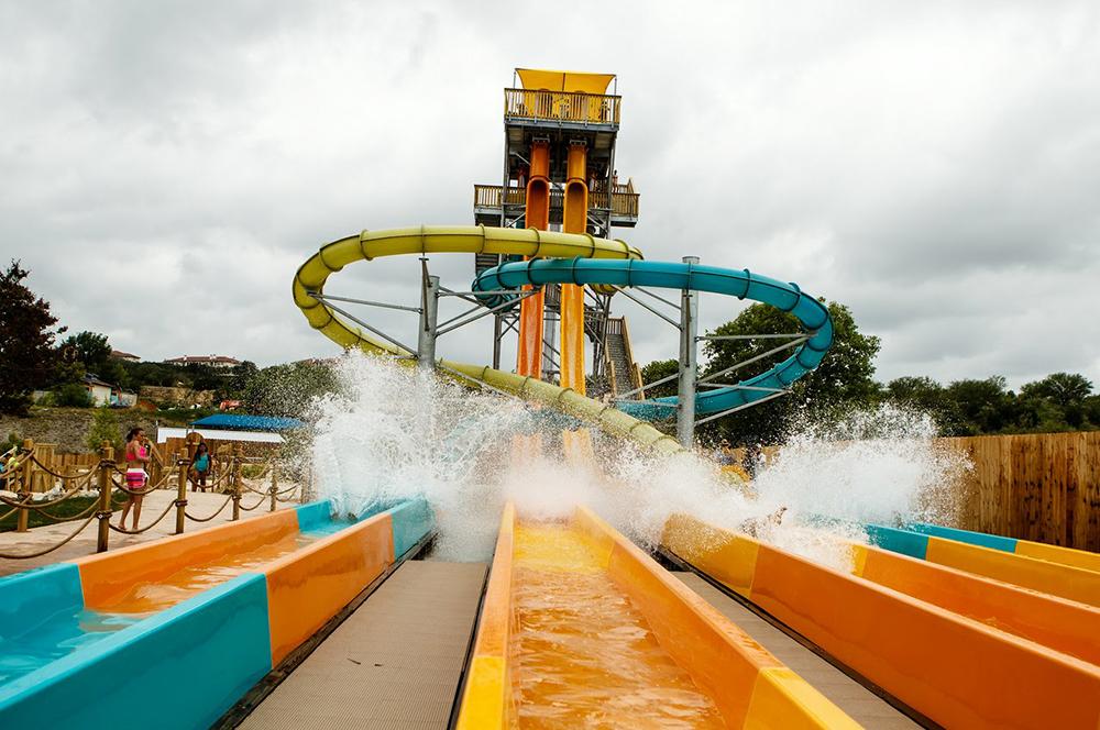 Bahama Blaster Water Slide