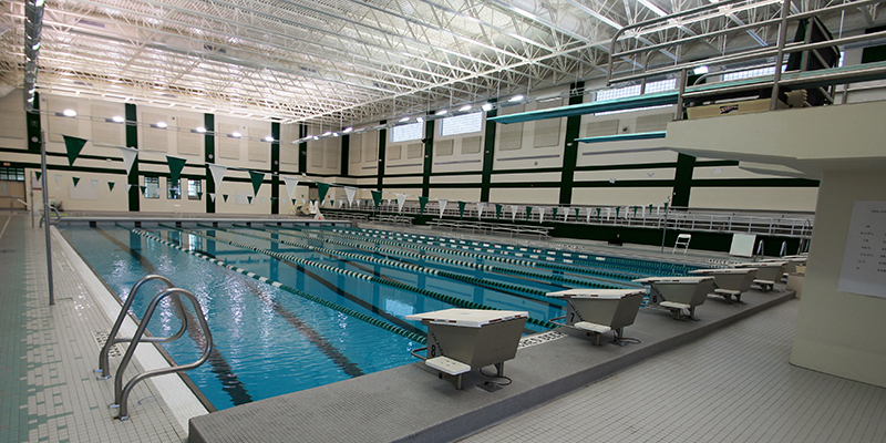 Shen Pool View from Diving Blocks