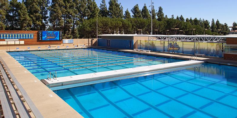 Moveable Bulkhead at Spieker Aquatic Center, UCLA