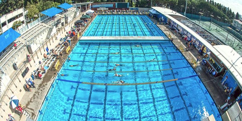UCLA pool