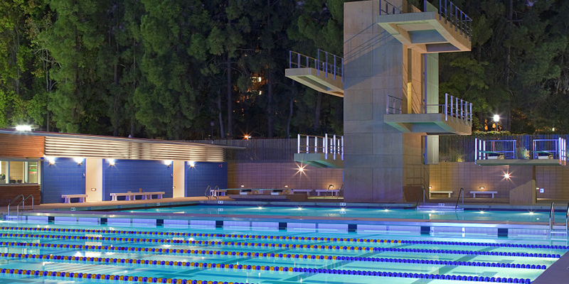 UCLA Bulkhead Commercial Pool Equipment