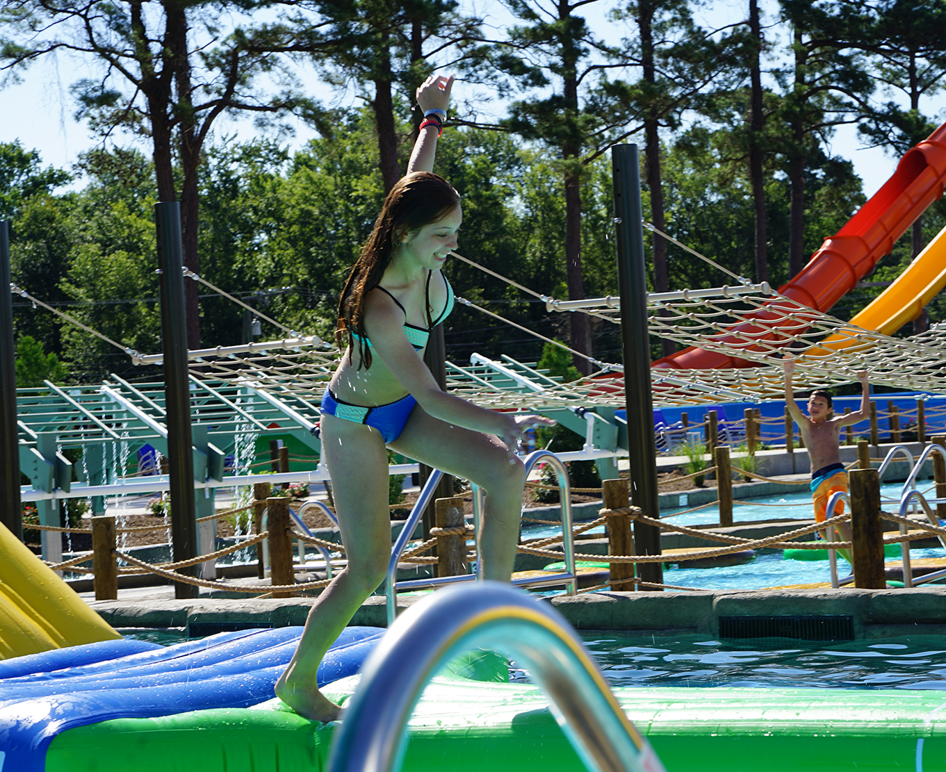 Adventure Lagoon at H2OBX