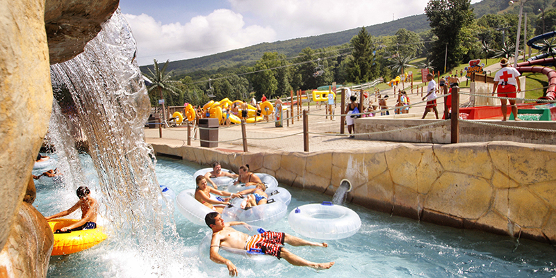 Camelbeach Lazy River Seasonal Resort Featured Image