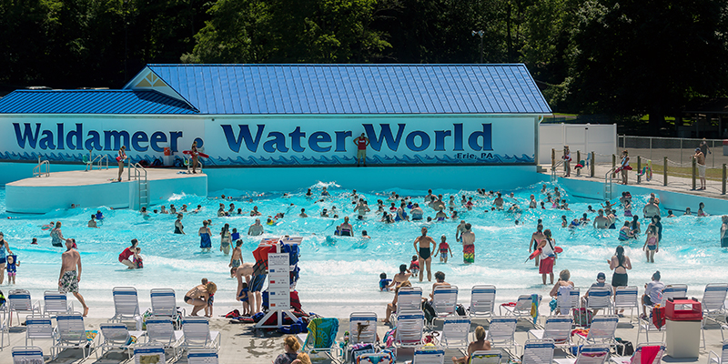 Waldameer Wave Pool