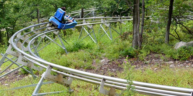 ADG Coaster Track