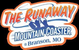 Runaway Mountain Coaster Logo