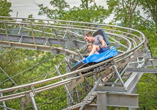 The Runaway Mountain Coaster-featured