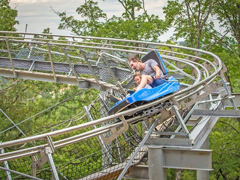 The Runaway Mountain Coaster-featured