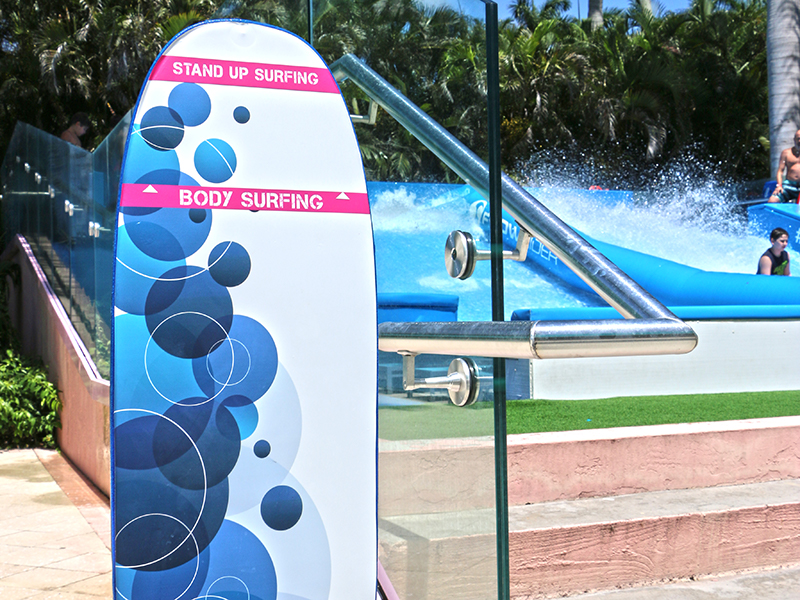 FlowRider for resorts