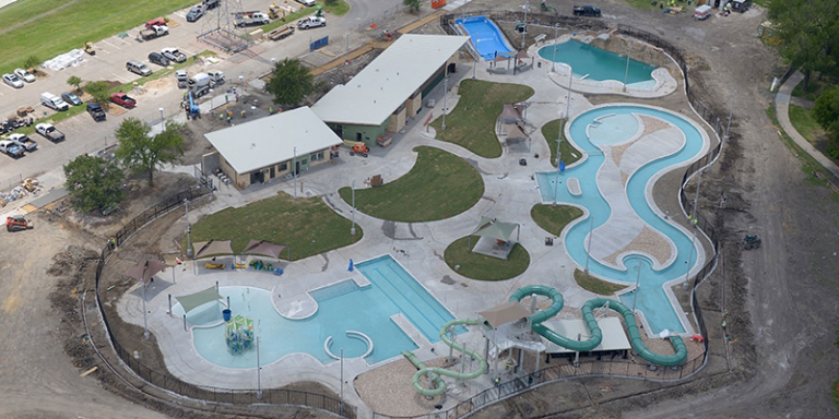Overview of Jack Carter Pool
