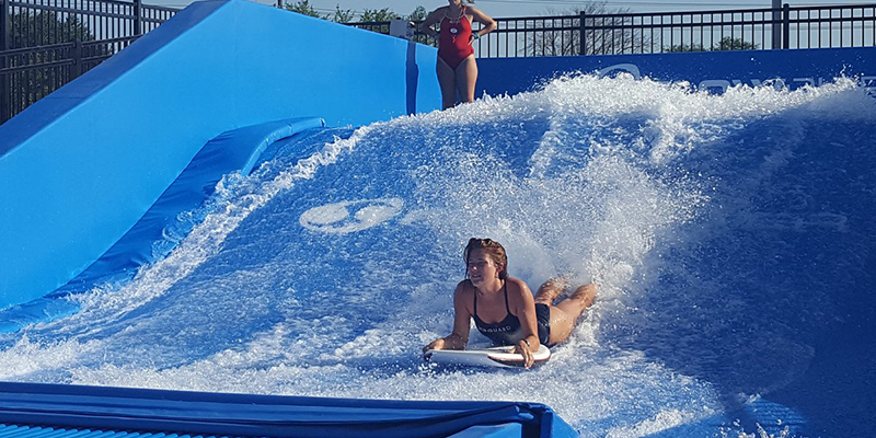 Jack Carter Pool FlowRider