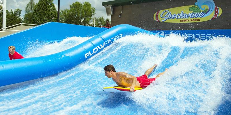 Liberty Lagoon FlowRider
