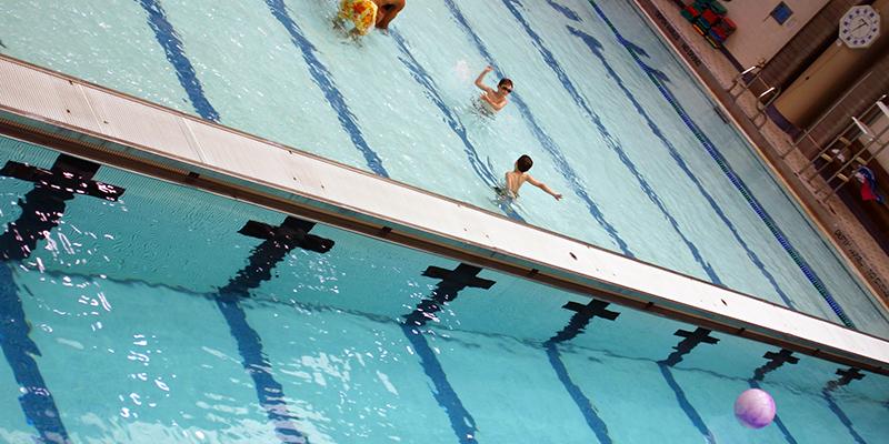 Asphalt Green Pool