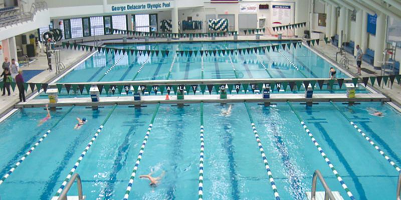 Asphalt Green Commercial Pool