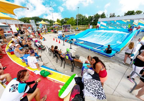 FlowRider at Monon Community Center-featured