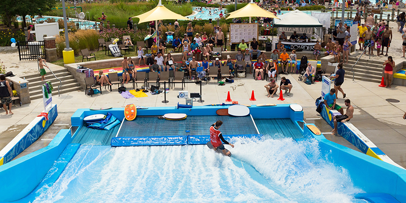 Monon Community Center FlowRider