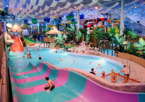 ADG indoor waterpark
