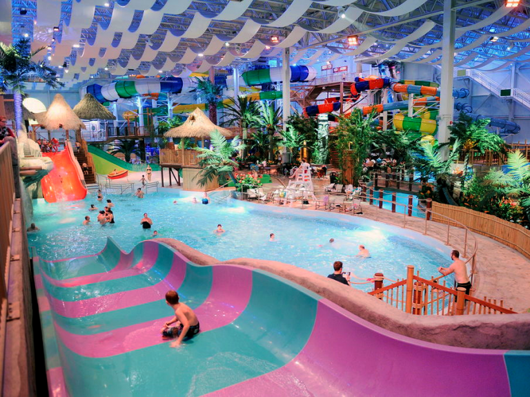 ADG indoor waterpark