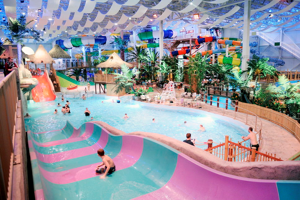 Indoor Water Park Indoor Waterpark News