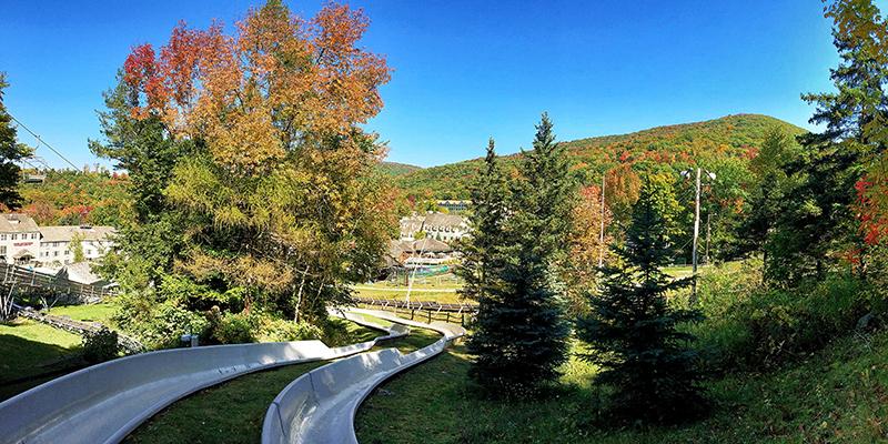 Jiminy Peak Mountain Slide