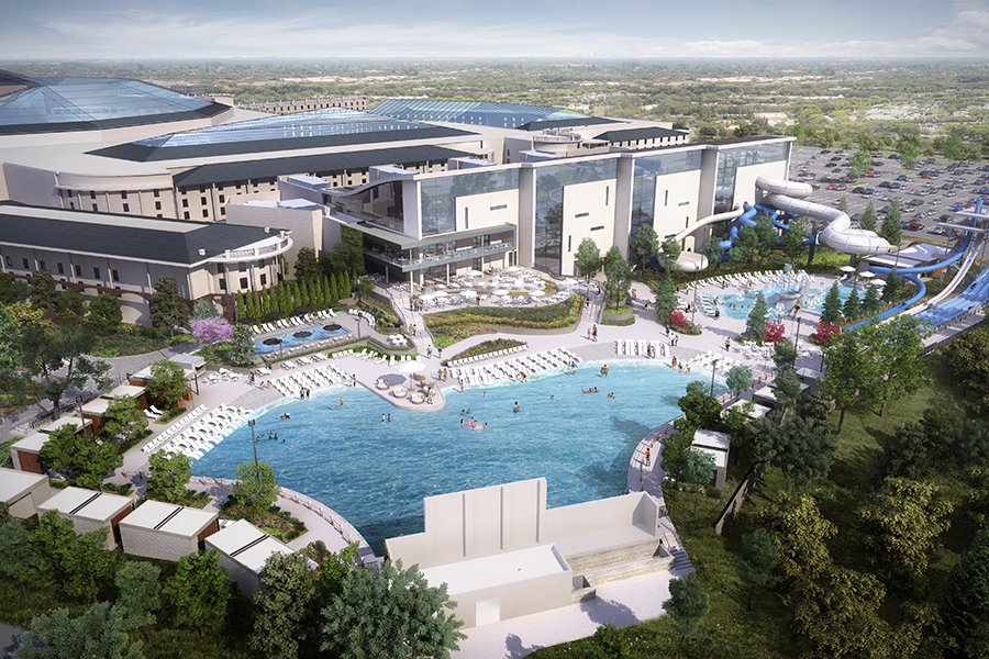 Indoor Water Park Construction Hotels And Resorts