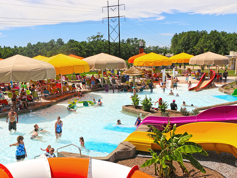 H2OBX waterpark kids lagoon designed and built by ADG