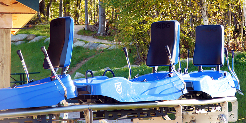 ADG Mountain Coaster Cart