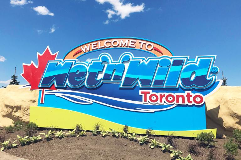 Wet n Wild Toronto Water park