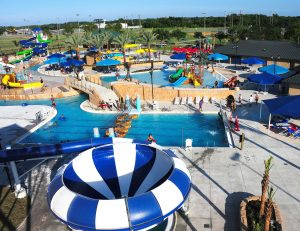 Municipal Water park Overview