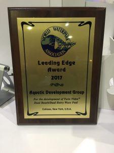 WWA Leading Edge Award