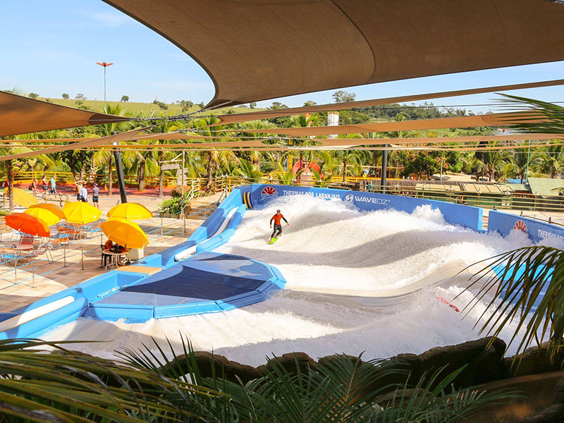 waveoz surf simulator attraction